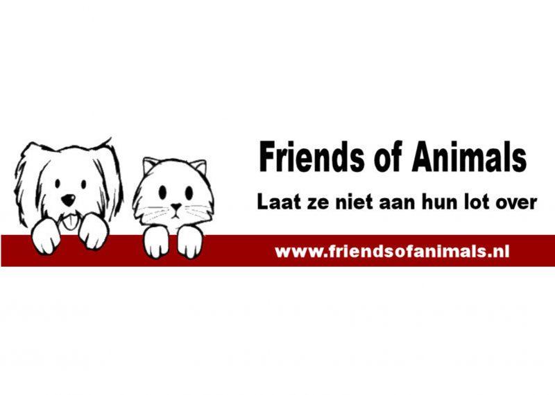 logo friends of animals