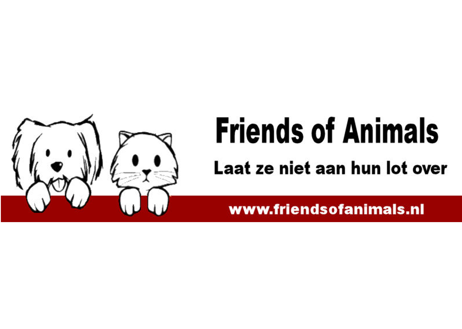 logo friends of animals